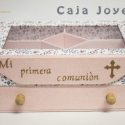 Caja Joyero primera comunion